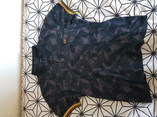 Polo fred perry Piqué camuflaje