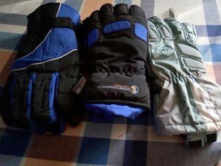 guantes nieve y esquiar tlf 636848337