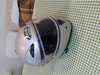 Casco moto integral modular