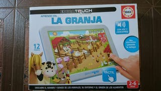 Tablet Educa Touch La Granja