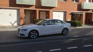Audi A4 2.0 180cv multitronic sline blanco
