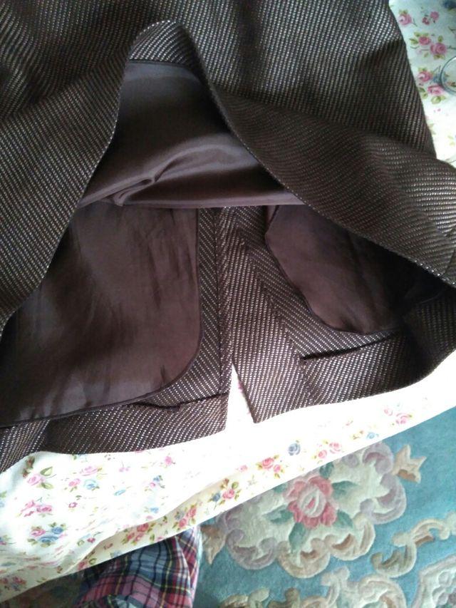 CORTE INGLES traje chaqueta falda