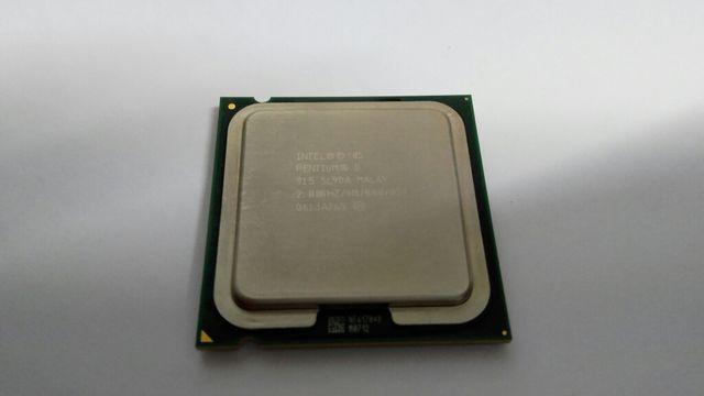 INTEL Pentium D 915 SOCKET 775