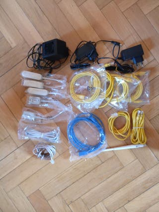 cables y enchufes y filtros varios