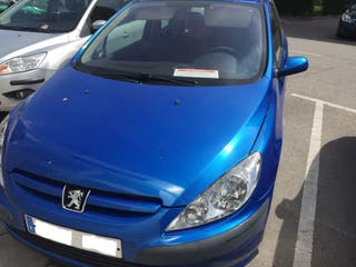 Se vende Peugeot 307 HDI 2.0 XR clim