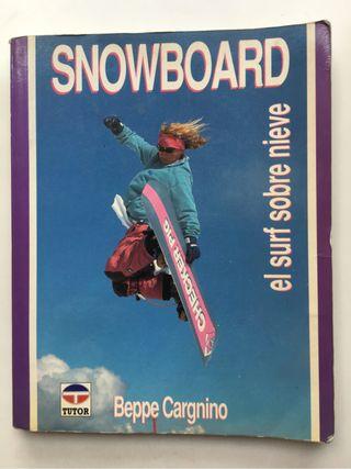 LIBRO SNOWBOARD BEPPE CARGNINO