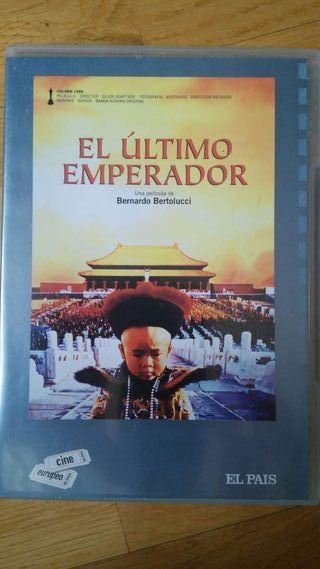 DVD EL ULTIMO EMPERADOR