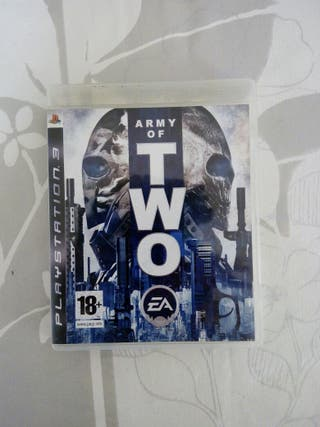 ARMY OF TWO ps3 juego mejor barato