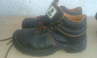 zapato de seguridad nuevos de mujer