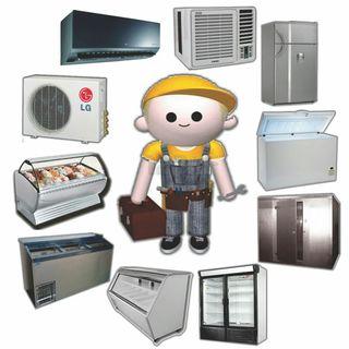 Aire Acondicionado y refrigeración en general