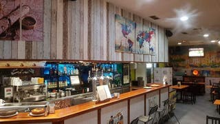 Bar de pintxos y restaurante