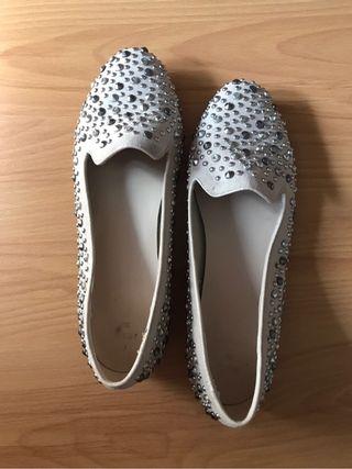 Zapatos de mango mujer