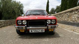 SEAT 124 sport 1800 1972