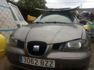 Seat Ibiza 2003 lo vendo de piezas