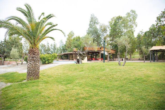 Finca para grupos grandes, en pleno campo. (Zalea, Málaga)