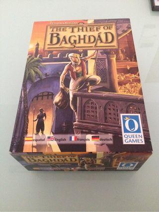 Juego El ladrón de Bagdag