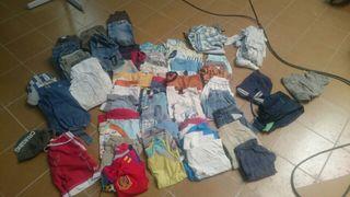 ropa de niño talla 2 verano