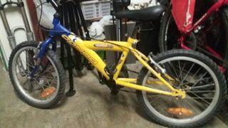 Bicicleta infantil Conor
