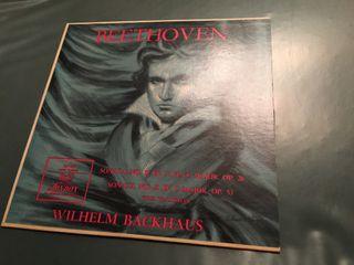 Disco de piedra Beethoven