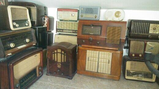 Atencion colecionistas COLECION DE RADIOS ANTIGUAS