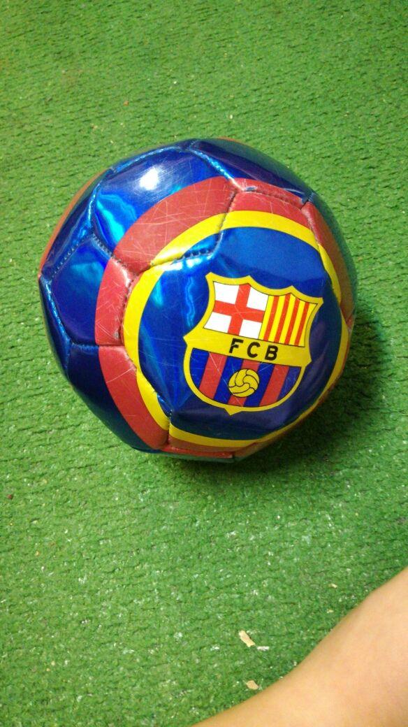 balón de fútbol f.c barcelona