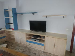 Mueble modulos