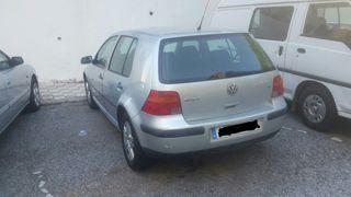 Volkswagen Golf 2002