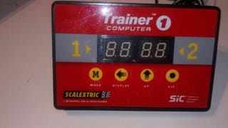 Scalextric trainer
