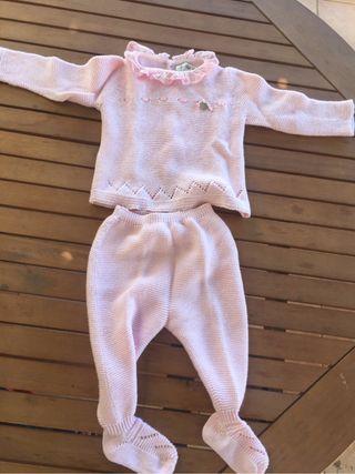 Ropa bebe marca Pili Carrera