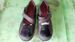 Zapatos niña HISPANITAS talla 28