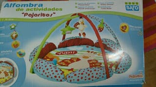 Parque infantil PAJARITOS