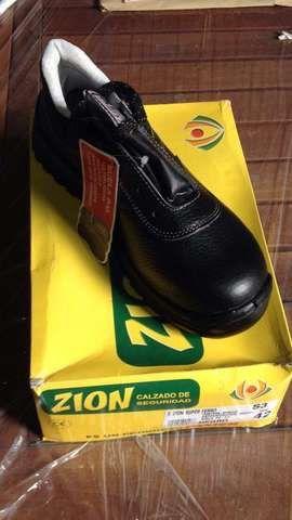 Zapato seguridad T40 NUEVO