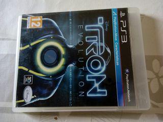 TRON evolution ps3 playstation juego