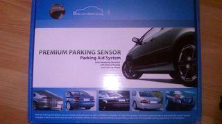 sensores aparcamiento coche