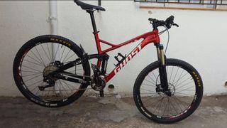 Bicicleta Ghost 27,5 SL AMR 7