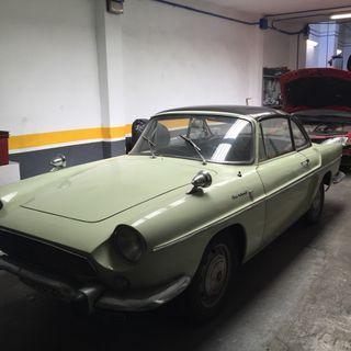 Renault floride cabrio doble capota