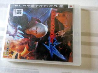 Ps3 Devil May Cry 4 como nuevo playstation 3 lucha
