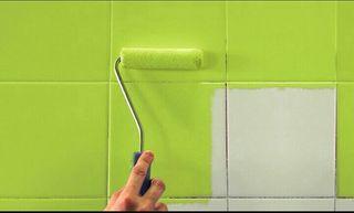 se pinta azulejos en cualquier color