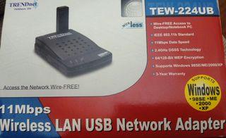 Wifi inalambric Trendnet