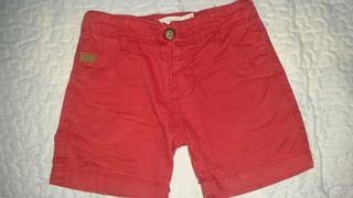 Pantalon corto niño 6-12 meses