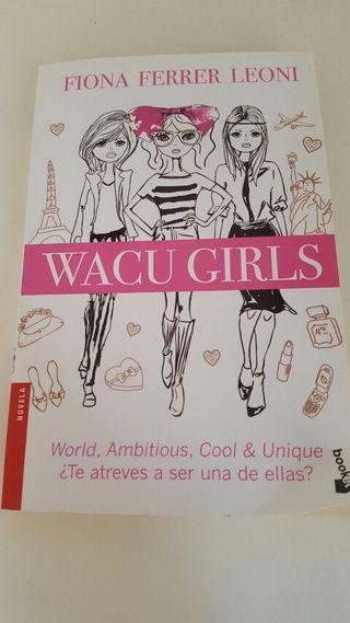 WACU GIRLS LIBRO DE MODA