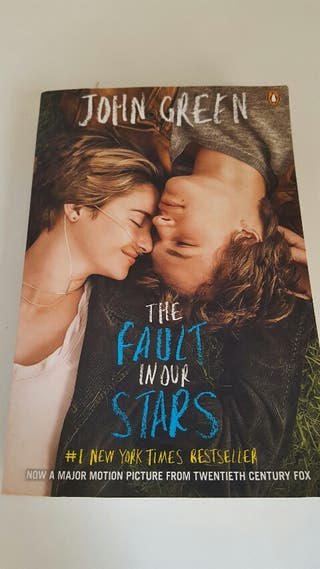 THE FAULT IN OUR STARS LIBRO