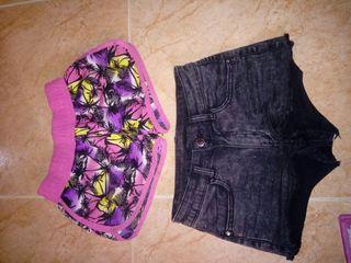 Pantalones cortos de niña