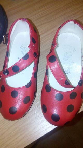 zapato n23 flamenco