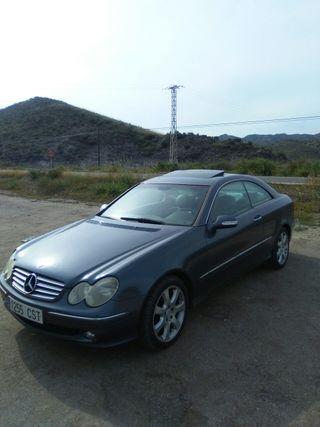 Mercedes-benz CLk (2400) 2003