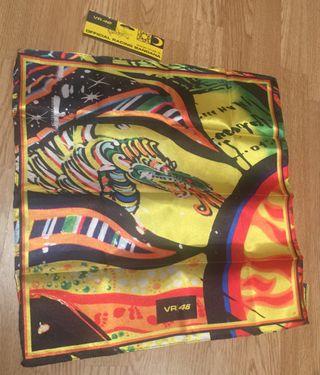 VR46 official racing bandana