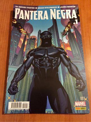 Comics Pantera Negra
