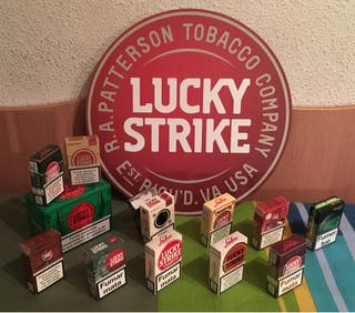 Colección Lucky Strike