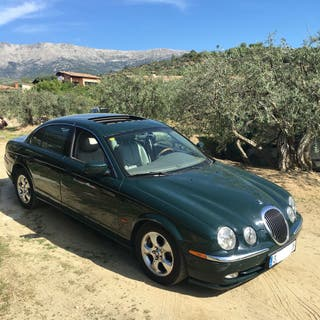 Jaguar S-Type 3.0,gasolina,250cv