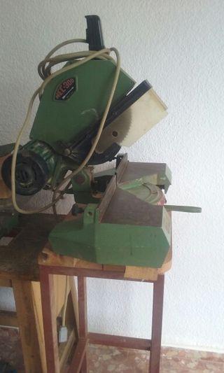 Maquinarias de madera